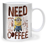 Minions - Need Coffee Mug Mug