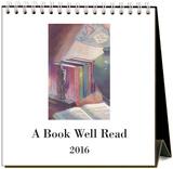 A Book Well Read - 2016 Easel Calendar Calendars