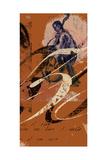Jazz Panel 3 Affiches par Eric Yang