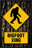 Bigfoot Crossing Print