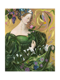 Virgo, 2006 Giclee Print by Annael Anelia Pavlova
