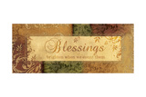 Blessings Brighten Posters by Piper Ballantyne