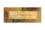 Blessings Brighten Pósters por Piper Ballantyne