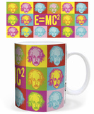 Einstein - Pop Art Mug Mug