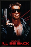 The Terminator - I'll Be Back Prints