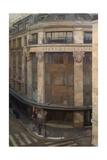 Hotel De Love Print by Eric Yang