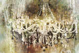 Chandelier Art II Prints by Eric Yang
