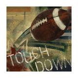 Touch Down Kunst av Eric Yang