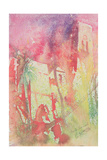 Ravello Rufulo, Italy Giclee Print by Simon Fletcher