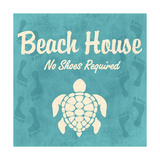 Beach House Print by Piper Ballantyne