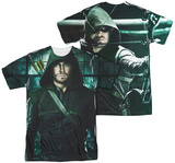Arrow - Two Sides (Front - Back Print) Shirt