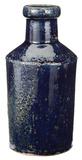 Rustic Denim Milk Bottle Home Accessories
