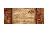 Warm Greetings I Posters by  Artique Studio