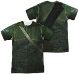 Arrow - Uniform (Front - Back Print) T-Shirts