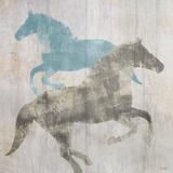 Equine I Print by Dan Meneely