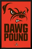 Cleveland Browns- Dawg Pound 2015 Print