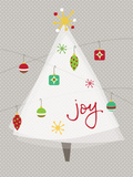 Christmas Joy I Prints by  A Fresh Bunch