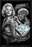 DGA - Diamonds Are Forever Posters