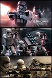 Star Wars- Stormtrooper Panels Posters