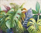 Mystischer Garten II Kunstdrucke von Patricia Pinto