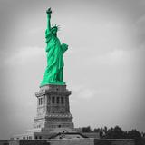 Estátua da Liberdade Pôsters por Johnny Rivera