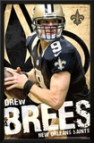 New Orleans Saints- Drew Brees 2015 Prints