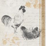 On the Farm II Prints by Janice Gaynor