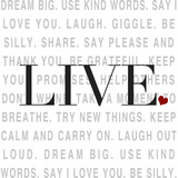 Love and Life II Poster