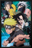 Naruto Team 7 Posters