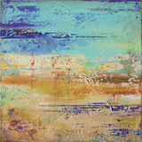 Abstract Multicolored Kunstdrucke von Patricia Pinto