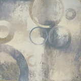 Muted Cobalt I Print by Michael Marcon