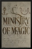 Harry Potter- Ministry Of Magic Prints