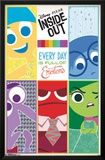 Inside Out - Grid Poster