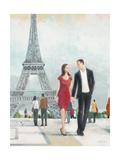 Paris Impressions 1 Art by Norman Wyatt Jr.