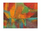 Abstracta 2 Prints by Gabriela Villarreal