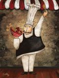 The Gourmets IV Posters af Elizabeth Medley