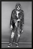 Kurt Cobain Standing Photo
