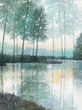 Morning Trees 2 Premium Giclee Print by Norman Wyatt Jr.