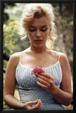 Marilyn Monroe Flower Prints