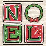 Noel and Santa II Prints by  A Fresh Bunch