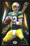 Green Bay Packers- Aaron Rodgers 2015 Prints