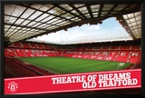 Manchester United Theatre Of Dreams Prints