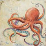 Creatures of the Ocean II Kunstdrucke von Patricia Pinto