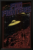 Foo Fighters  UFO Posters