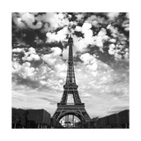 Viewing the Eiffel Prints by David Innes