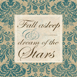 Fall Asleep and Dream of the Stars Prints by Elizabeth Medley