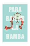 Annimo Bamba Bamba Posters
