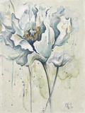 Fresh Poppies I Kunstdruck von Patricia Pinto