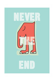 Annimo Never The End Poster