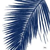 Indigo Barú Palm I Prints by Patricia Pinto